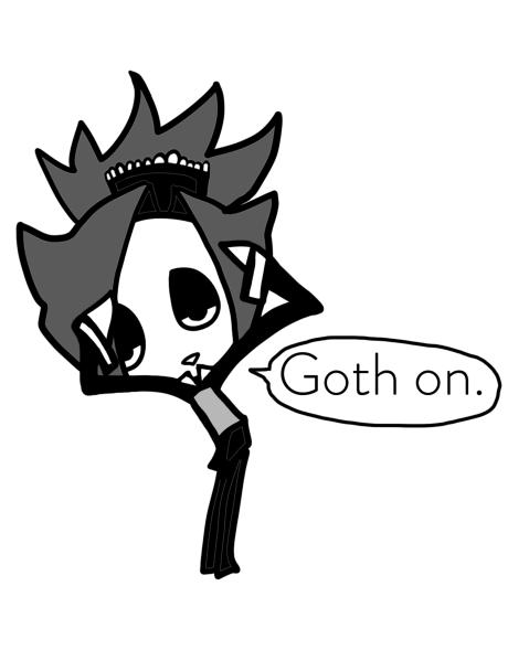 Goth On