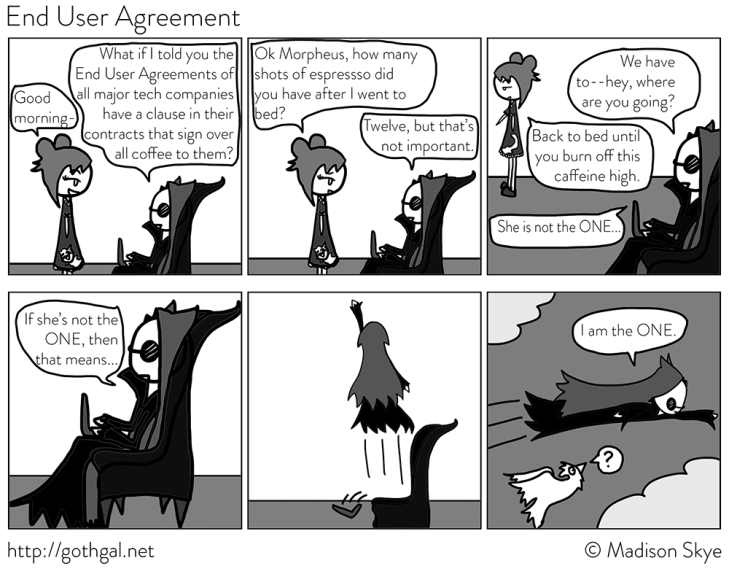 End User Agreements