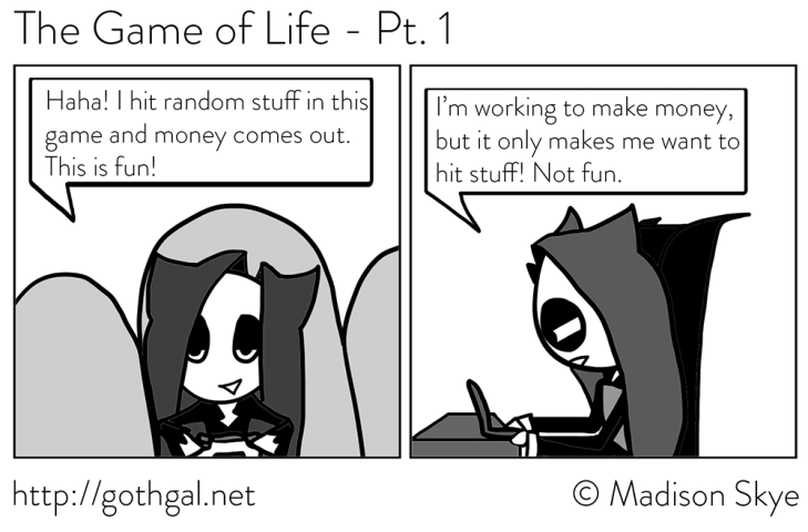 The Game of Life Pt 1