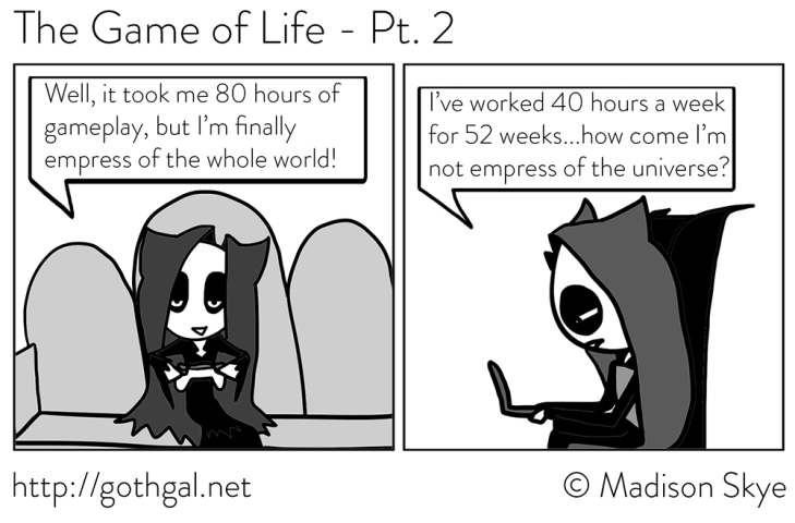 The Game of Life Pt 2