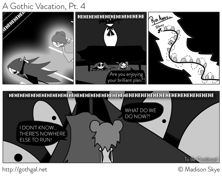 A Gothic Vacation 4