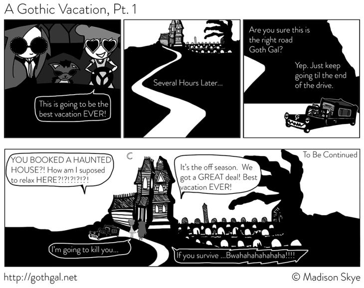Vacation Pt 1