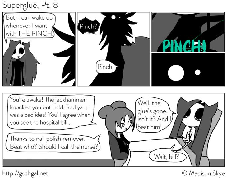 Superglue, Pt 8