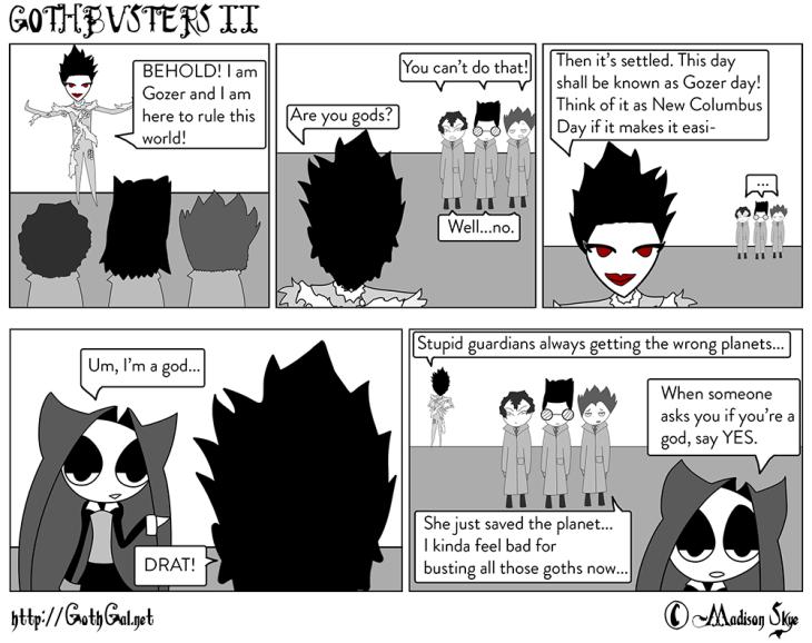 Gothbusters II