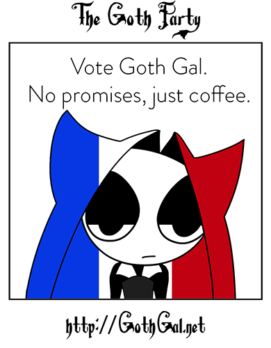 The Goth Party 72