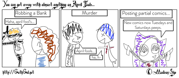 April Fools - Low Res